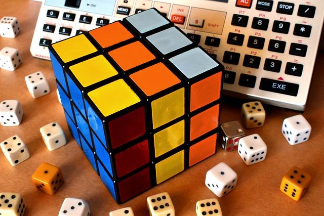 Rubik's Cube, Cube, Rubik, Dice, Pc, Luck, Mind, Puzzle