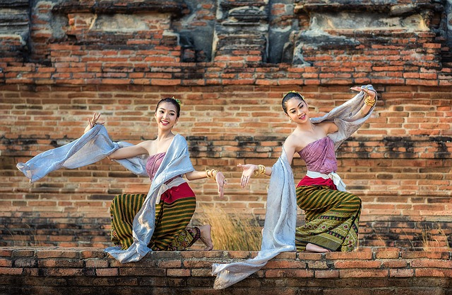 Thailand, Asia, Culture, Golden, Buddhist, Buddha, Gold