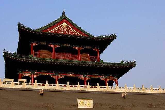 China, Tianjin, Culture, History, City Gate Tower