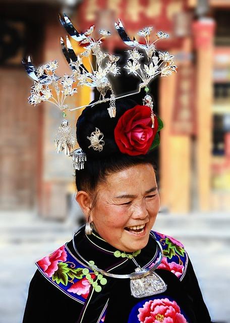 People, Costume, Culture, Traditional, Celebration
