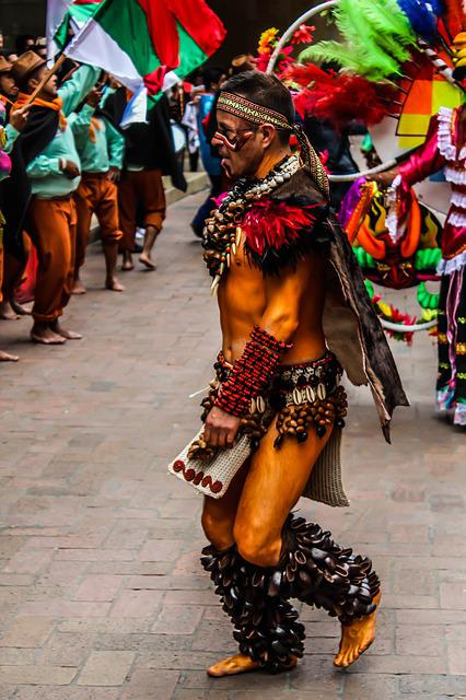 Folklore, Dance, Culture, Colombia, Colombian, Colorful