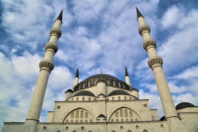 Minaret, Architecture, Culture, Religion, Masjid, Sky
