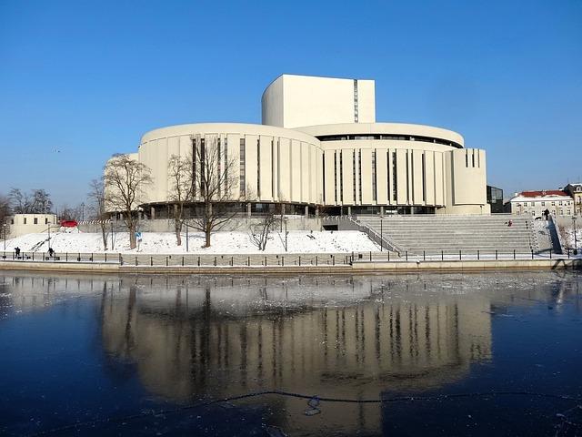 Opera, Nova, Bydgoszcz, Poland, Cultural, Culture