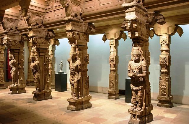 Architecture, Travel, Column, Culture, Ancient, Art