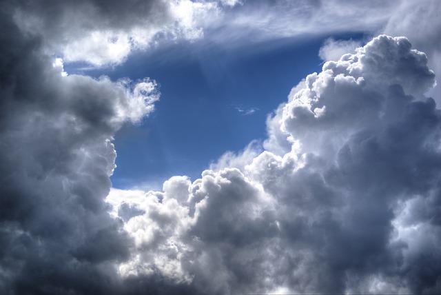 Cloudscape, Clouds, Weather, Cumulus, Cumulonimbus