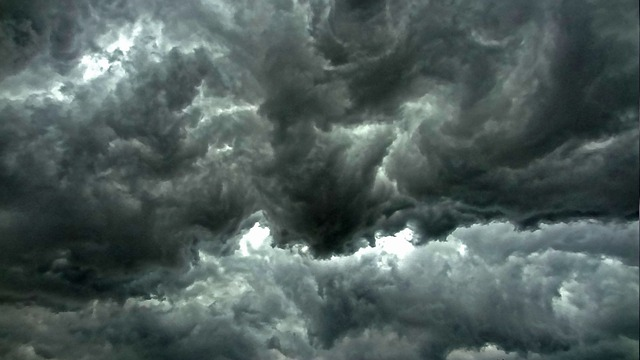 Thunderstorm, Cloud Roller, Turbulence, Storm, Cumulus