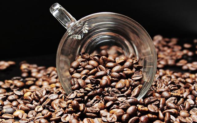 Coffee Beans, Coffee Cup, Cup, Coffee, Pleasure, Beans