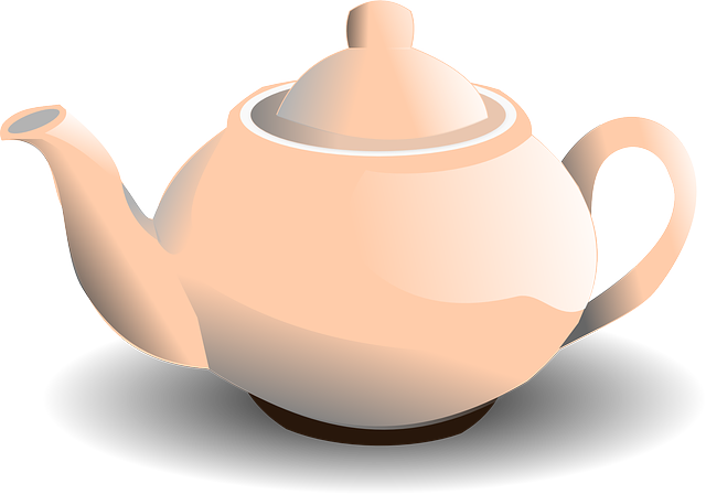 Pot, Tea, Teapot, Cup, Drink, Breakfast