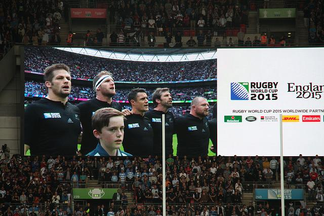 Rugby, World, Cup, Stadium, Sport, Wembley