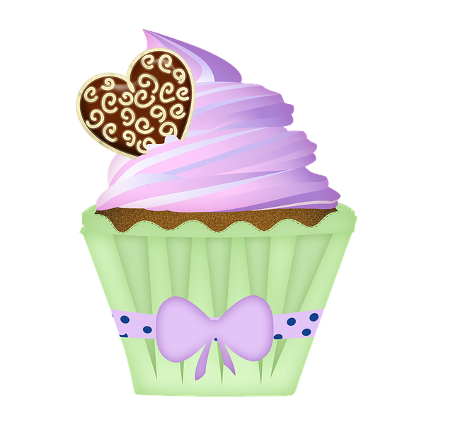 Clipart, Clipart Cake, Cupcake, Cake, Food, Sweet