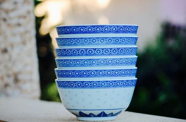 Cups, Bowls, Dishes, Ceramics, Decorations
