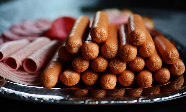 Sausage, Wurstplatte, Hearty, Meal, Cured Meats