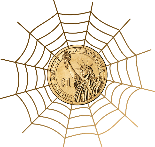 Dollar, Currency, Money, Cobweb, Network, Us-dollar