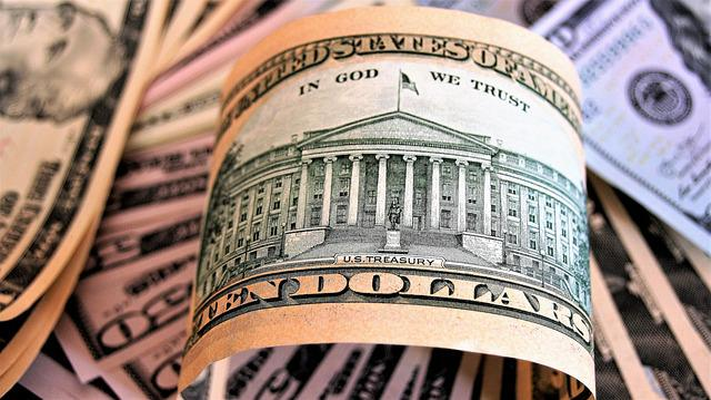 Euro Banknotes, Currency, Usa, Zrolowane, Finance