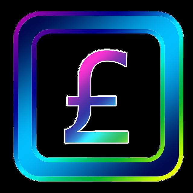 Icon, Pound, Money, Currency, Symbols, Online, Internet