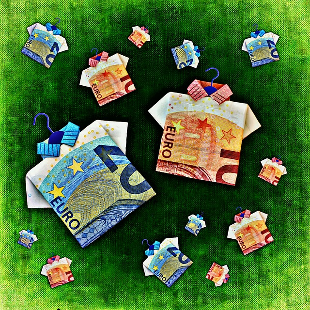Money Rain, The Last Shirt, Bank Note, Currency, Euro