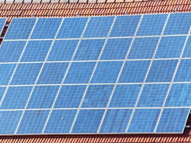 Solar Cells, Energy, Current, Environmentally Friendly