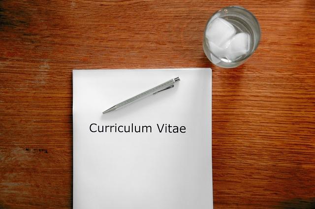 Application, Curriculum Vitae, Interview, Job Interview