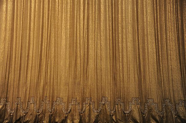 Curtain, Scene, Theater