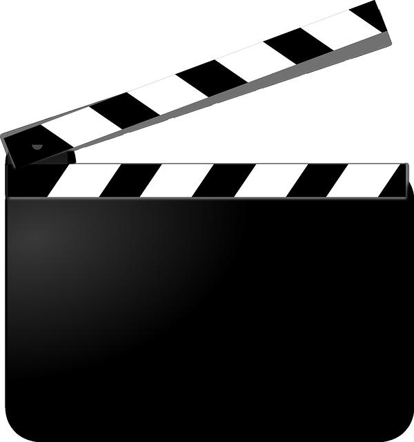 Free photo Cut Clapperboard Video Filmmaking Movie Film