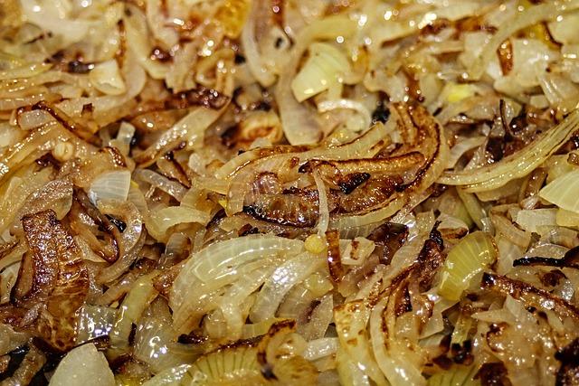 Onions, Cut, Fry, Roast, Onion Smell, Fried Onions