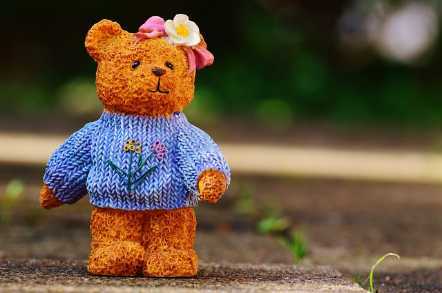 Bears, Art Stone, Cute, Knitting Sweater, Knitted