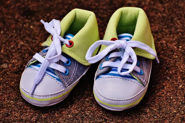 Baby Shoes, Small, Baby, Cute, Charming, Shoes