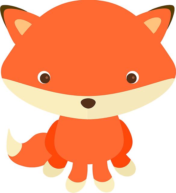 Adorable, Adorable Fox, Animal, Cute, Cute Animals