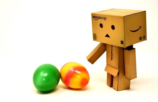 Danbo, Cute, Figure, Danboard, Easter, Egg, Colorful