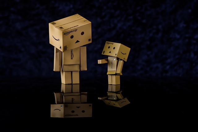 Danbo, Mom And Child, Figures, Funny, Cute, Danboard