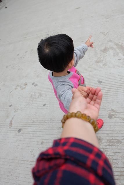 Kids, Hand, Warm, Cute, Boy