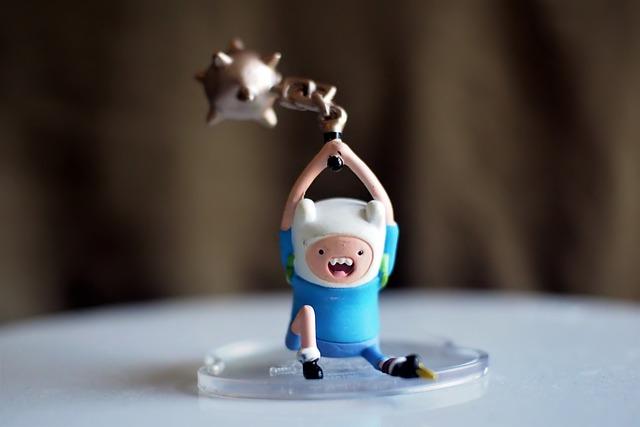 Toy, Figurine, Small, Cute, Adventure, Time, Cartoon