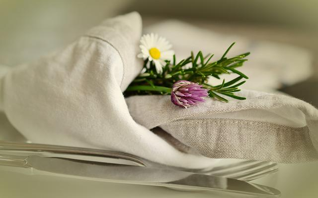 Napkin, Cover, Cutlery, Eat, Celebration, Covered