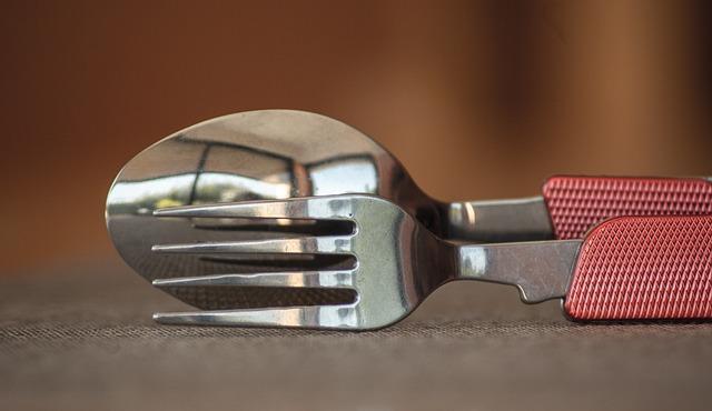 Cutlery, Fork, Spoon, Teeth