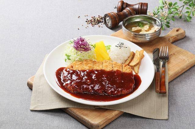 Food Photography, Korean, Cutlet, Yeongdeungpo Very