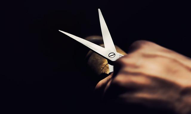 Scissor, Hand, Tool, Cutting, Sewing