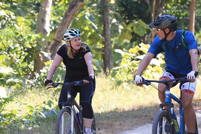 Wheel, Cyclist, Seated, Bike, Biker, Outdoors, Leisure