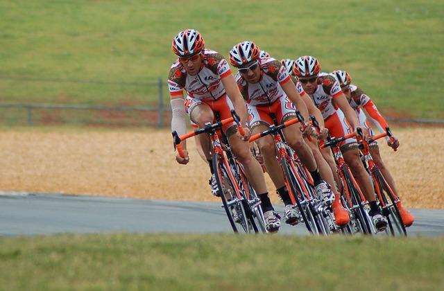 Action, Athletes, Cyclists, Fast, People, Race, Ride