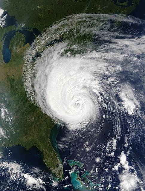 Hurricane, Isabel, Tropical Cyclone, Cyclone