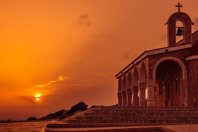 Cyprus, Ayia Napa, Sunset, Afternoon, Dusk
