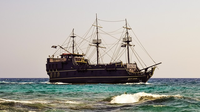 Cruise Ship, Cyprus, Ayia Napa, Tourism, Vacation