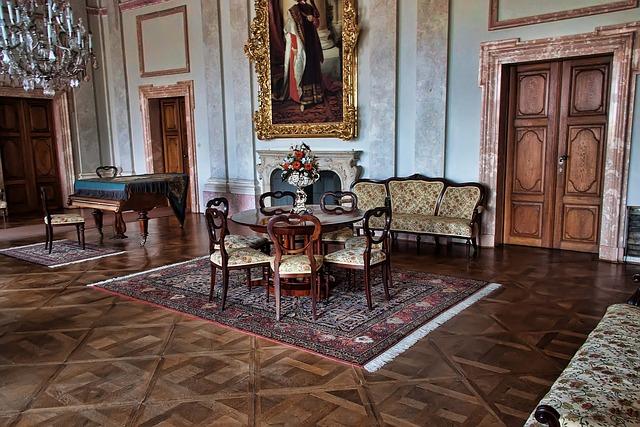 Fridge, Czech Republic, Lock, Interior, Chairs