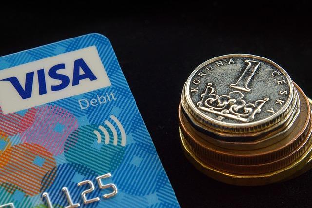Credit Card, Card, Czech, Republic, Czechia