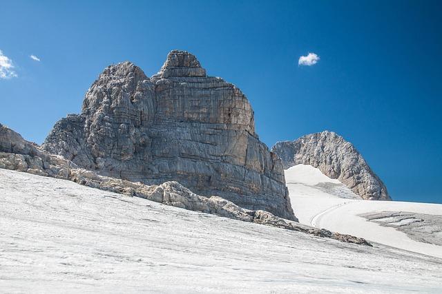 Dachstein, Glacier, Alpine, Ramsau