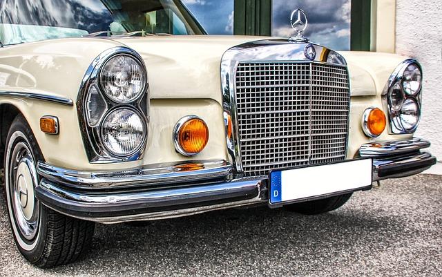 Daimler, Benz, Auto, Passengers Cars, Technology