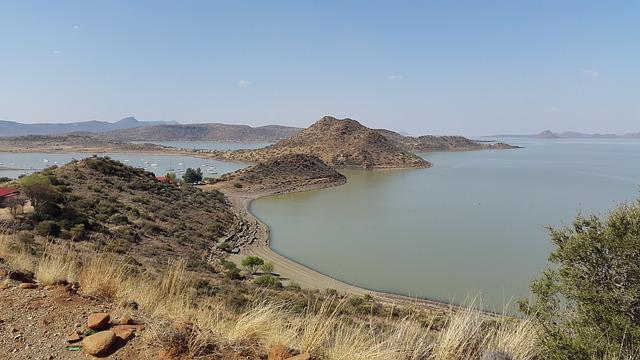 Dam, Water, South Africa