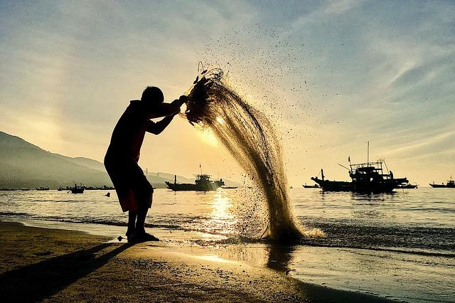 Vietnam, Danang, Travel, Write, The Beach, Coast