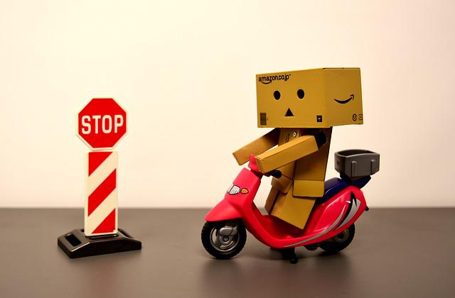 Danbo, Figure, Roller, Stop Sign, Stop, Toys, Deco
