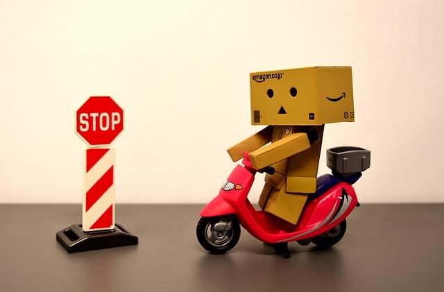 Danbo, Figure, Roller, Stop Sign, Stop, Toys, Deco