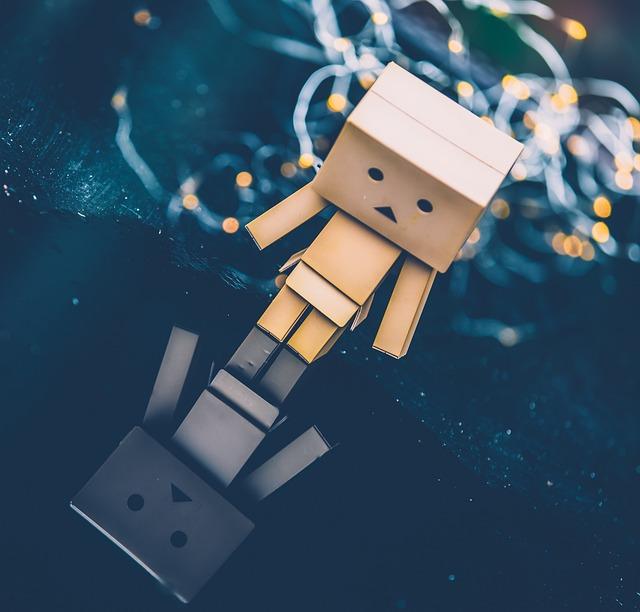 Toys, Danbo, Figure, Robot, Danboard, Love, Gift